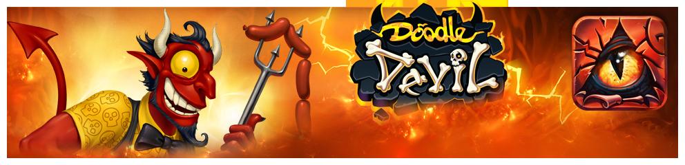 Doodle Devil Header Image