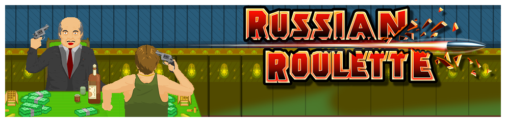 Russian roulette multiplayer online game