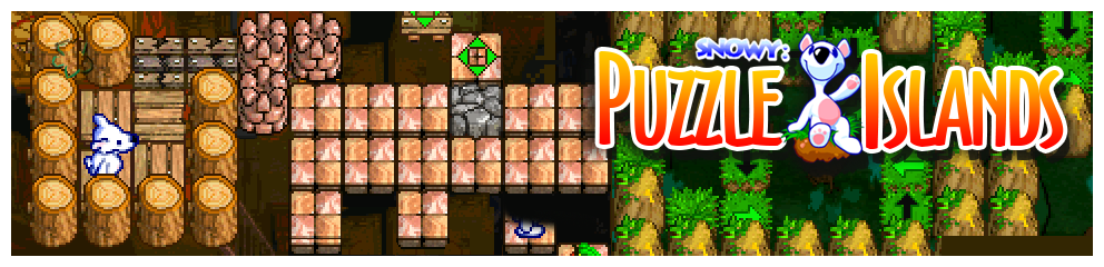 Snowy: Puzzle Islands Header Image